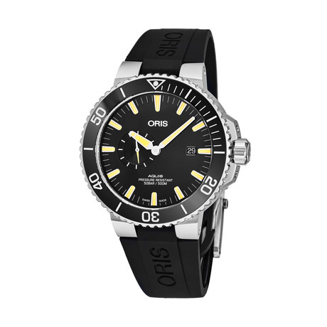 Oris Aquis Automatic // 74377334159RS // Store Display