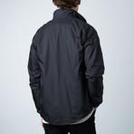 Coaches Jacket // Black (L)