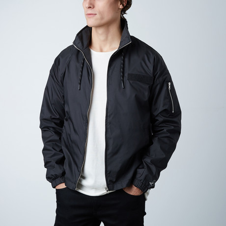 Coaches Jacket // Black (S)