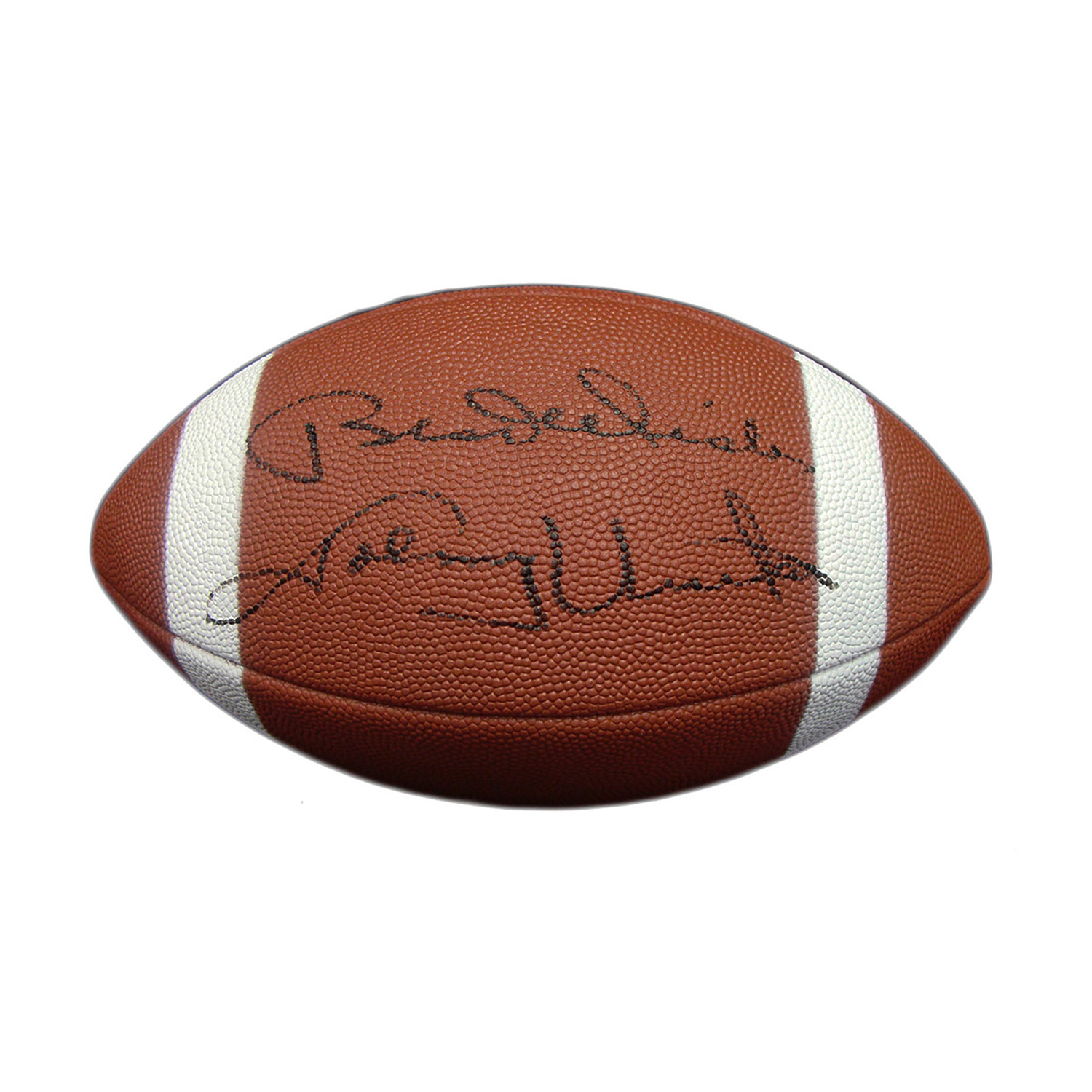 new product 6826c 064e3 Johnny Unitas Signed Football - Brigandi Collectibles ...