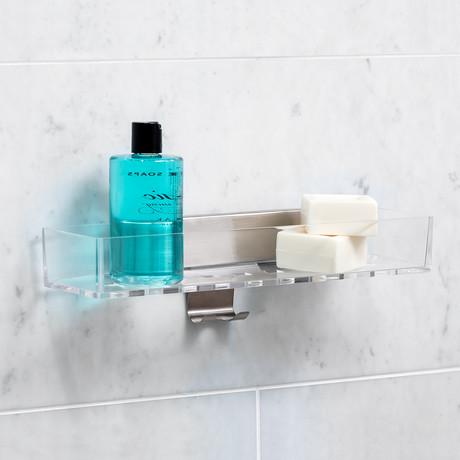 Linea Luxury Shower Basket