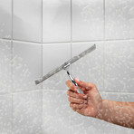 Deluxe Squeegee Chrome