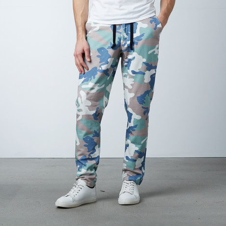 Travel Pants // Camouflage (XS)