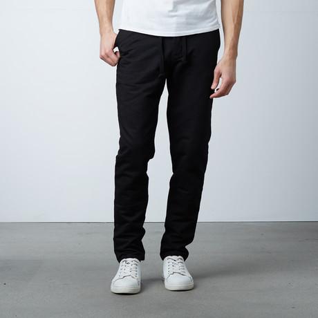 Travel Pants // Black (XS)