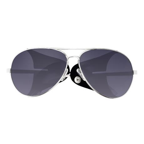 Eclipse (Silver Frame // Black Lens)