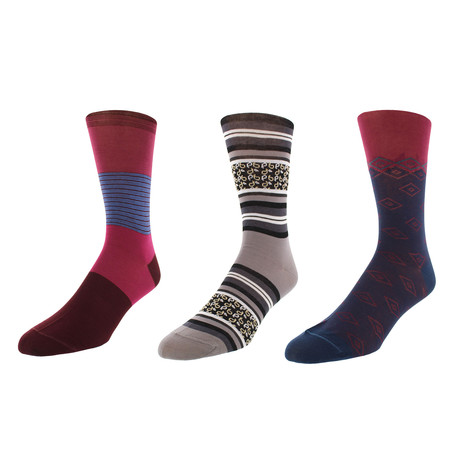 Nashville Dress Socks // Pack of 3