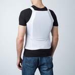 Bulletproof Vest // White (Small)