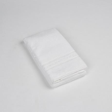 Bella Terry Bathmat White