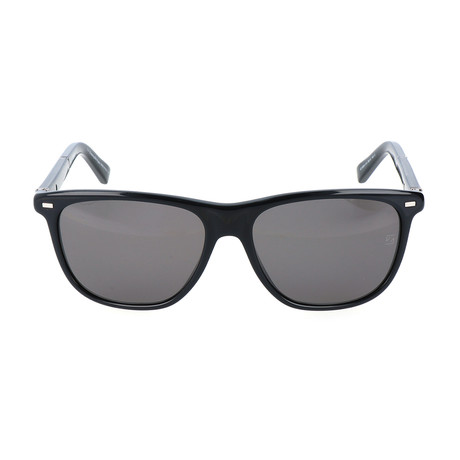 EZ0009 Sunglasses // Midnight