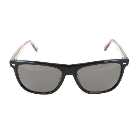 Orsini Sunglass // Black + Bronze
