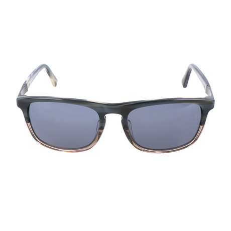 Stilo Sunglass // Grey + Smoke