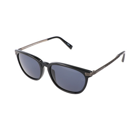 Men's EZ0039 Sunglasses // Black