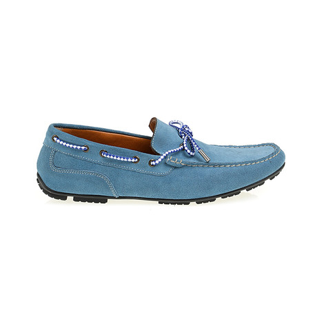 Derrick Loafer Shoes // Sky Blue (Euro: 40)