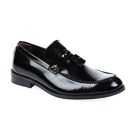 Zachary Loafer Shoes // Black (Euro: 40)