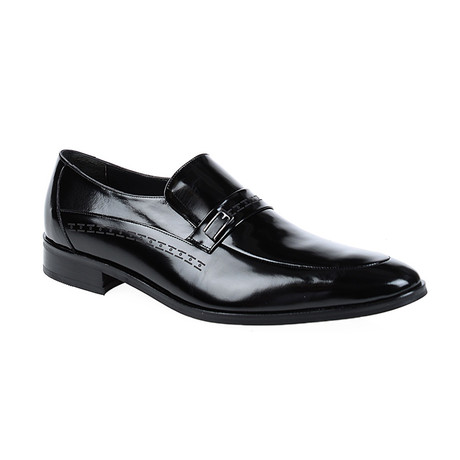 Dan Loafer Shoes // Black (Euro: 40)