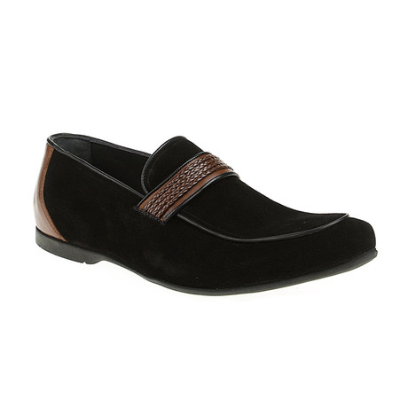Jordan Loafer Shoes // Black (Euro: 40)