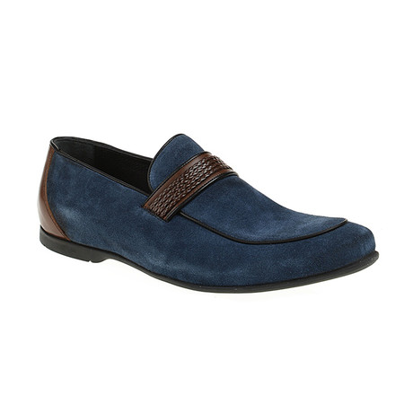 Jordan Loafer Shoes // Blue (Euro: 40)