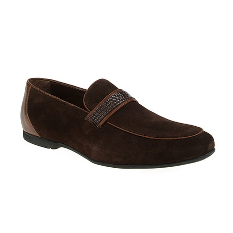 Jordan Loafer Shoes // Brown (Euro: 40)