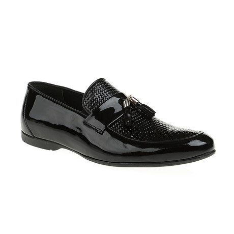 Johnathon Loafer Shoes // Black (Euro: 40)