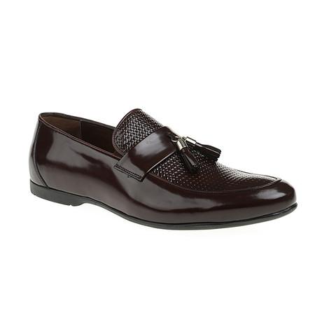 Johnathon Loafer Shoes // Bordeaux (Euro: 40)