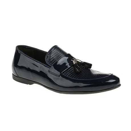 Johnathon Loafer Shoes // Navy (Euro: 40)