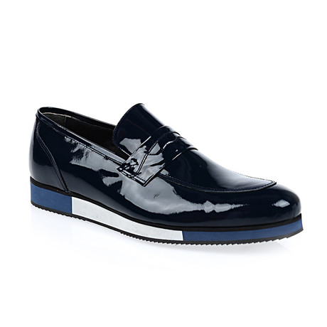 Paul Loafer Shoes // Navy (Euro: 40)