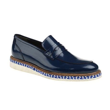 Loafer Shoes // Navy (Euro: 40)