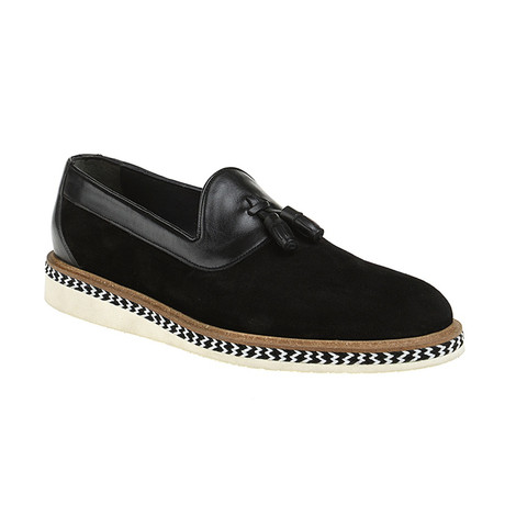Niles Loafer Shoes // Black (Euro: 40)