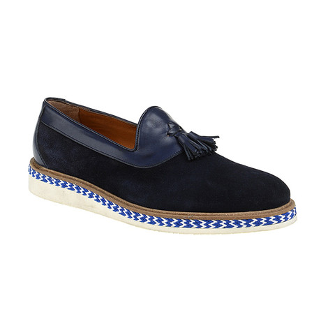 Niles Loafer Shoes // Navy (Euro: 40)