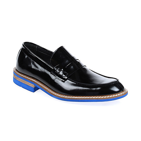 Mark 2 Loafer Shoes // Black (Euro: 40)