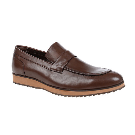 Mathew Loafer Shoes // Brown (Euro: 40)