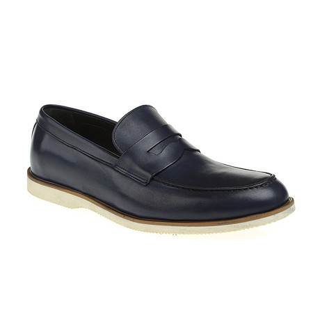Joshua Loafer Shoes // Navy (Euro: 40)