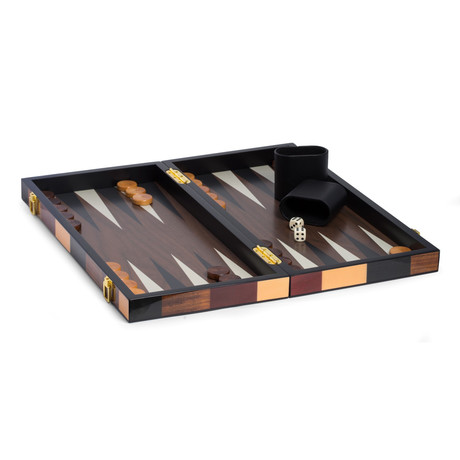 Remi Backgammon Set