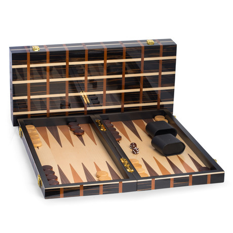 Hughes Backgammon Set