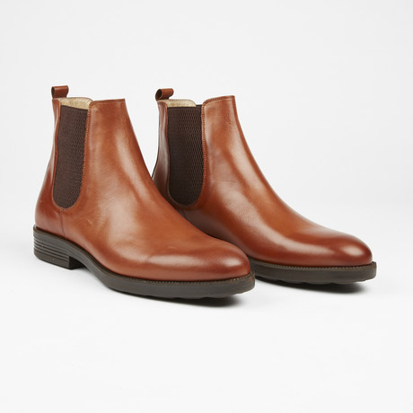 Chelsea Boot // Tobacco (US: 7)