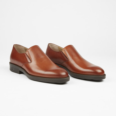 Plain Toe // Tobacco (US: 7)