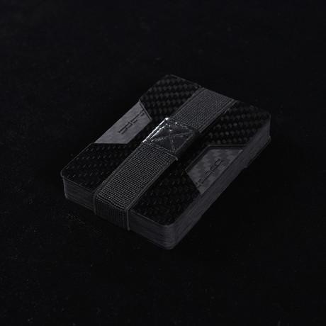 Carbon Fiber Card Holder // Glossy