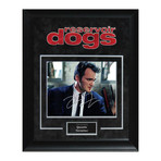 Signed Artist Series // Reservoir Dogs // Quentin Tarantino