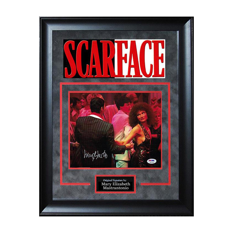 Scarface iv signed artist series framed signed gangster scarface iv signed artist series jeuxipadfo Images