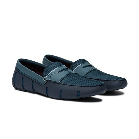 Penny Loafer DT // Navy + Storm (US: 7)