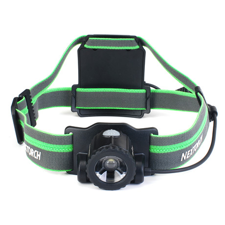 myStar // USB Rechargeable Headlamp
