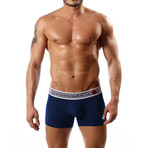 Aeronautica Cotton Trunk // Dark Blue (S)