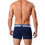 Aeronautica Microfiber Trunk // Dark Blue (XL)