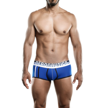 Aeronautica Cotton Brief // Royal (S)