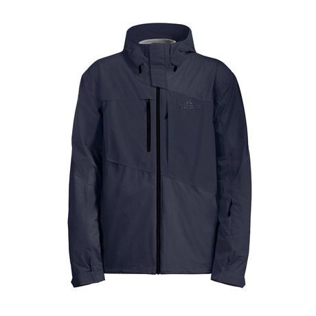 Highlands Jacket // Peacoat (XS)