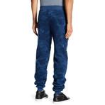 Fleece Tie-Dye Pant // Navy (S)