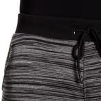 Fleece Heathered Pant // Dark Gray (M)