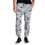 Fleece Camo Pant // Gray (S)