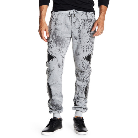 Fleece Protozoa Pant // Heather Gray (S)