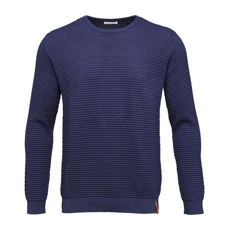 Sallor Pattern Knit // Peacoat (S)